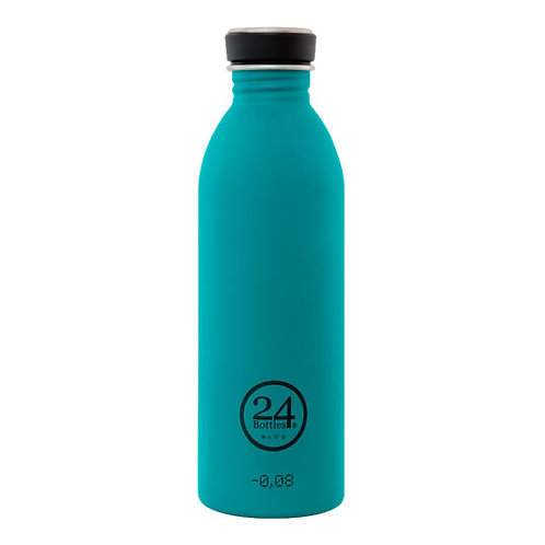 Urban Bottle - Atlantic bay Blauw 500ml