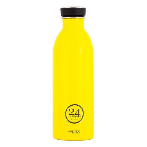 Urban Bottle - Geel 500ml