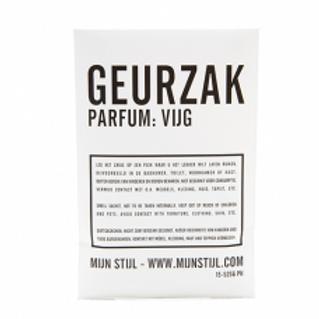 Geurzak - Vijg