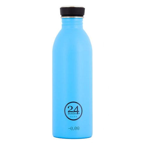 Urban Bottle - Lagune Blauw 500ml