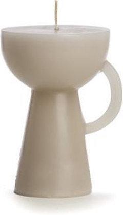 Sculpture Cup Linnen 9x11 cm