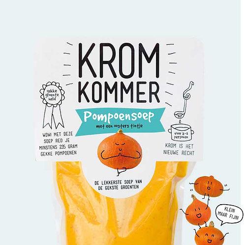 Kromkommer - Pompoensoep