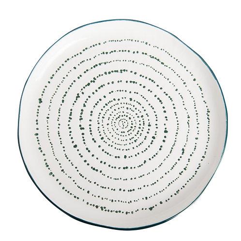 UNC Plate kuba art - Ø22,5cm