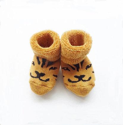 Baby sokjes Lucky de tijger