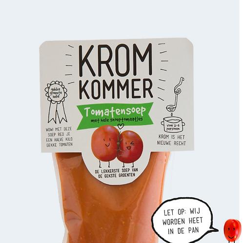 Kromkommer - Tomatensoep