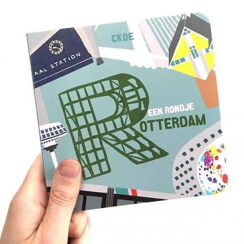 Kinderboekje - Een Rondje Rotterdam