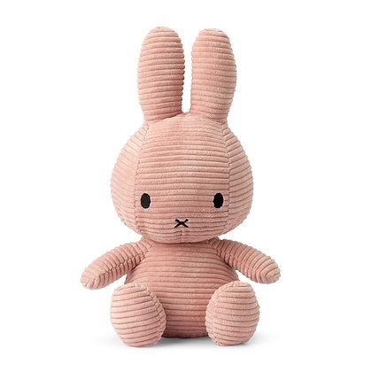 Nijntje Corduroy Pink – 33 cm