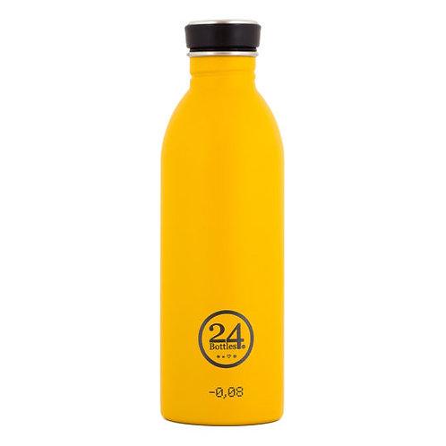 Urban Bottle - Safari Khaki Steenafwerking 500ml