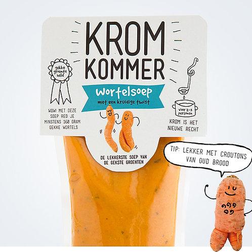 Kromkommer - Wortelsoep