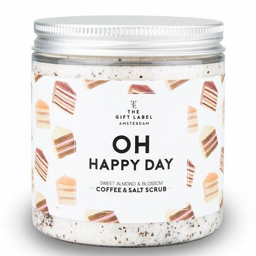 Body Scrub - Oh Happy Day