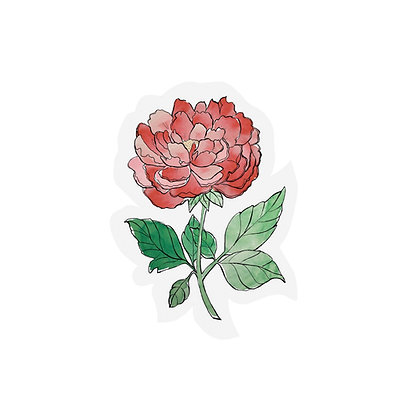 Cutout cards - Flower