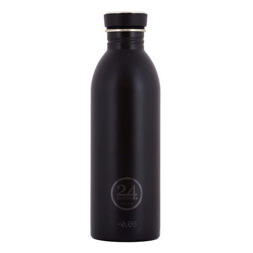 Urban Bottle - Zwart 500ml