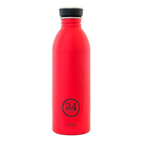 Urban Bottle - Rood 500ml