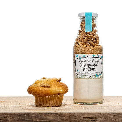 Muffin Stroopwafel