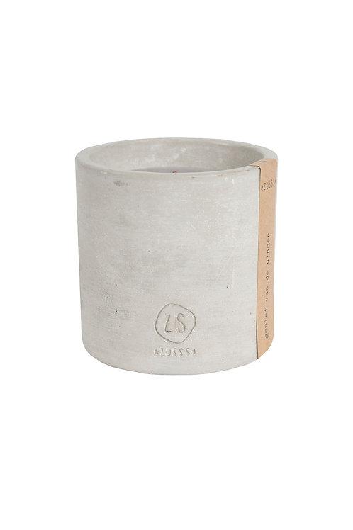 Buitenkaars beton - Geniet van de dingen Poedergrijs