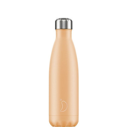 Chilly's bottle pastel orange