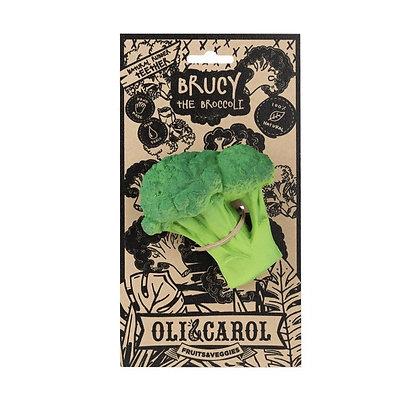 Oli & Carol bat- bijtspeeltje Broccolli