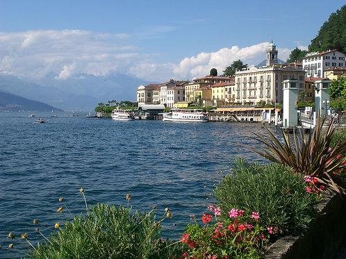 Croisière sur le lac de Côme et Bellagio