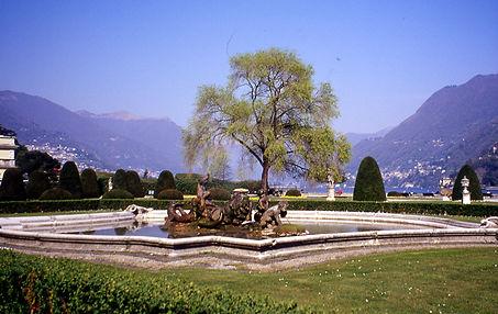 Paseo romántico en Como