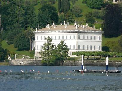 Crucero por el lago de Como en barco privado