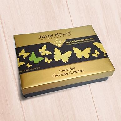 Butterfly Chocolates, Caramel, Sea Salt