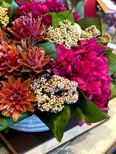Preserved Floral Designs