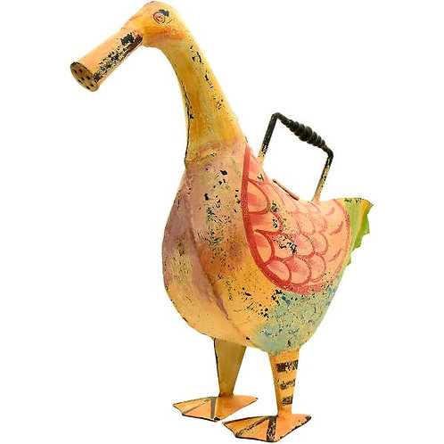 Artisan Duck Watering Can