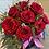 Thumbnail: Modern Dozen Roses