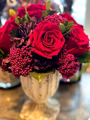 Preserved Flower Design