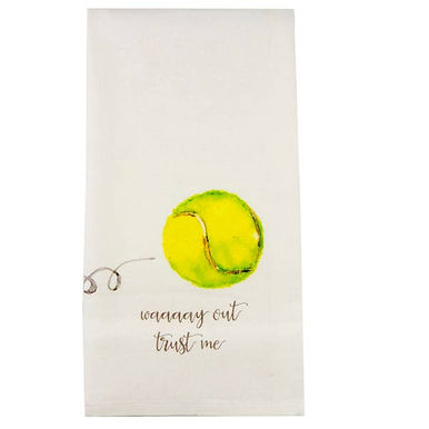 Tennis - Waay Out Towel