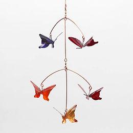 Butterfly Garden Mobile