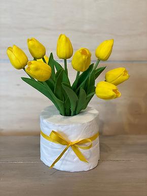 Tulip Paper Bouquets