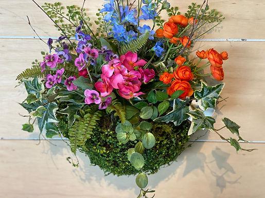 Moss Door Garden Basket