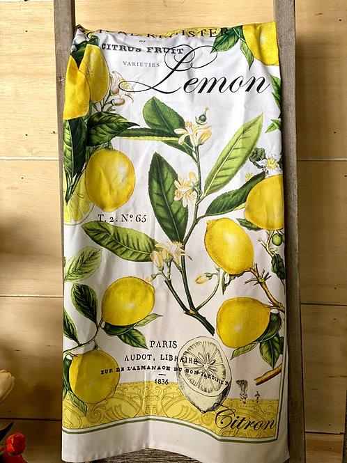 Lemon Scent Towel