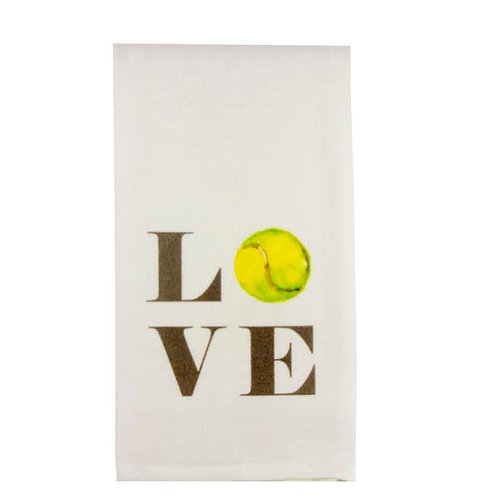 Tennis - LOVE Towel