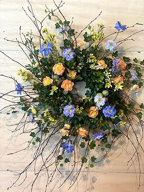 Spring Pastel Flowers