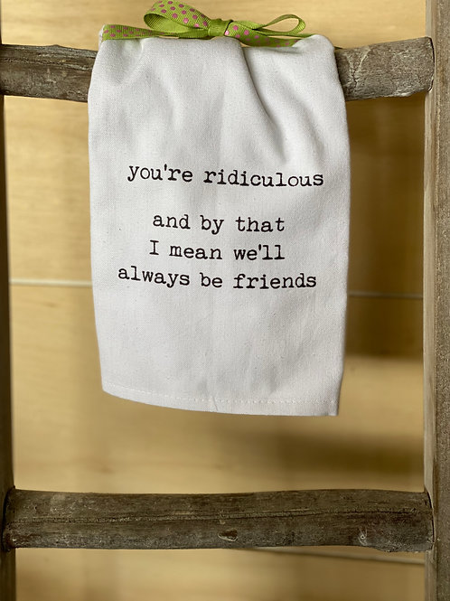 Ridiculous Friends
