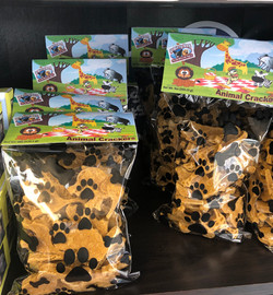 Animal Cracker Bags