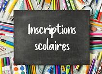 2021.03.26-inscriptions scolaires