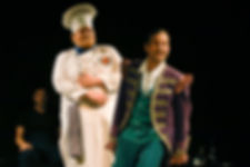 Mario De Diago, Sebastian Griegel & Julian Keck in Schloss an der Loire