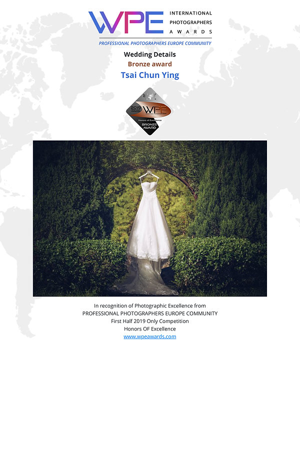1WPE - International Photographers Award