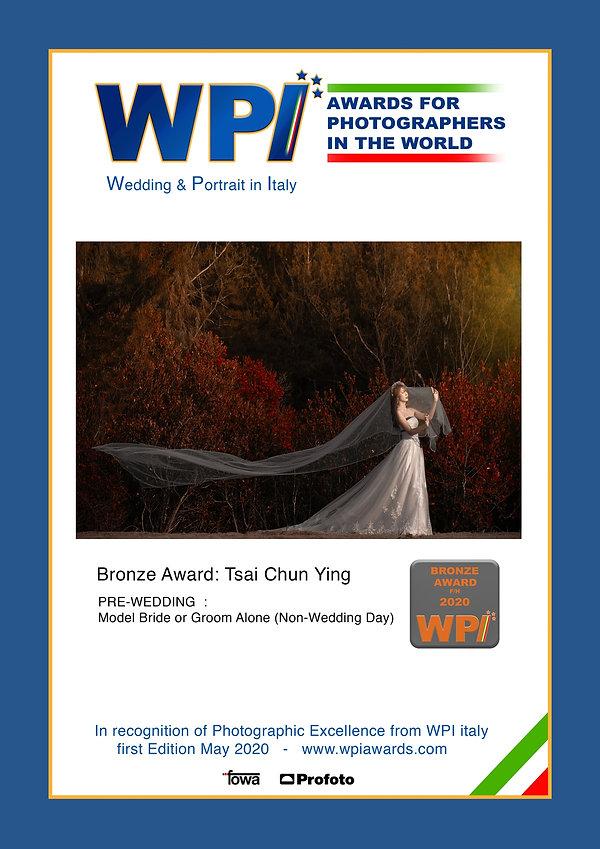 bronze-Tsai-Chun-Ying-wedding-Model-Brid