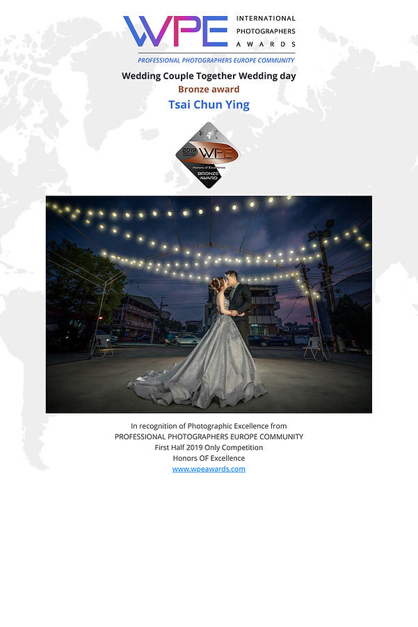9WPE - International Photographers Award