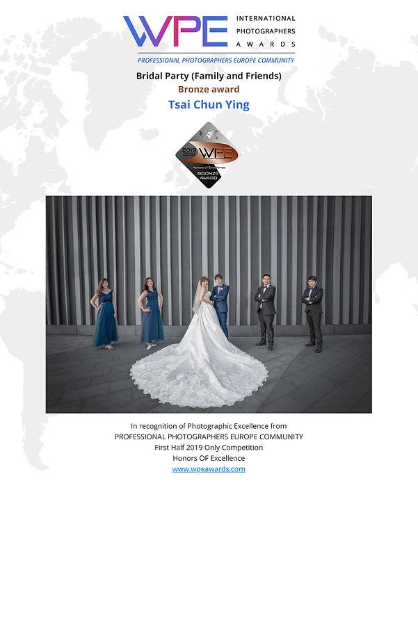 4WPE - International Photographers Award