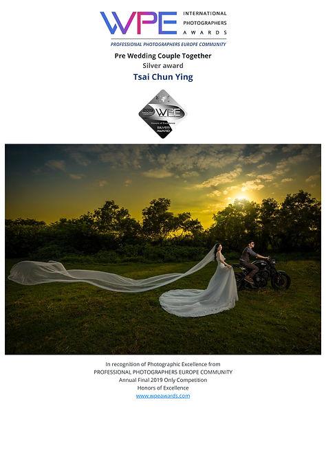 2WPE - International Photographers Award