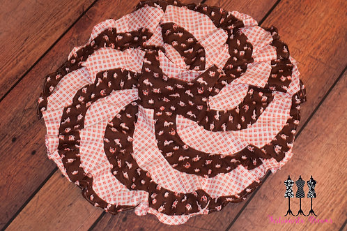 6M Piggy in a Muddle Puddle Twirl Dress