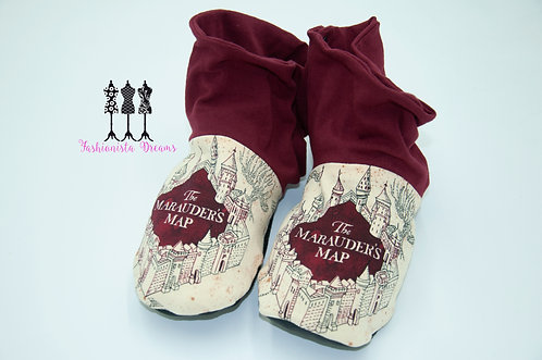 Adult Boots 7.5/8W-6.5M
