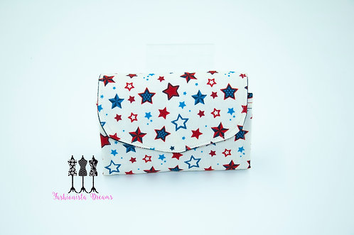 Stars -  Emmaline - Mini Necessary Clutch