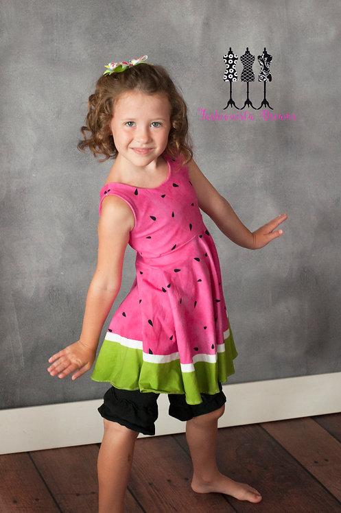 Watermelon Dress or Tunic