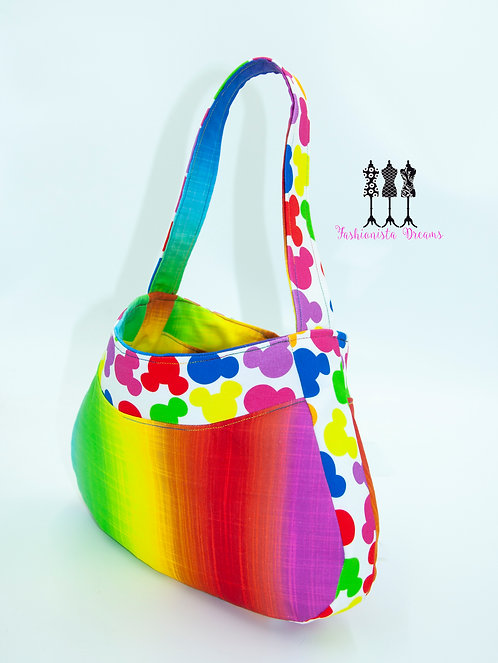 Rainbow SoHo Handbag